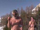 Nus en Raquettes à vauplane épisode 3 soleilhas